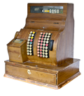 Cash Register Prop
